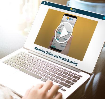 Banking tutorial videos