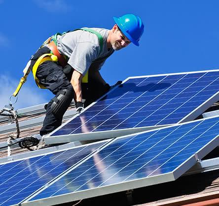 credit union solar loan