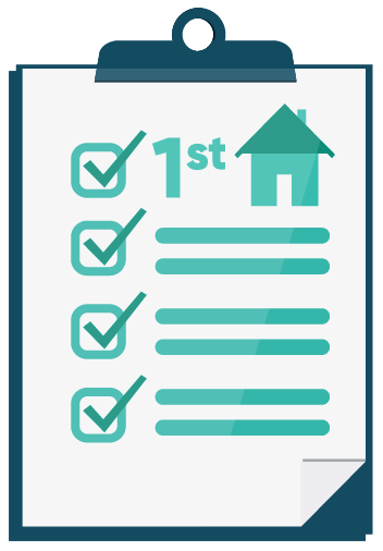 Checklist 1st home